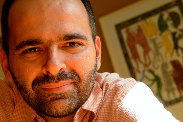 Carlos Marcelo,jornalista e escritor
